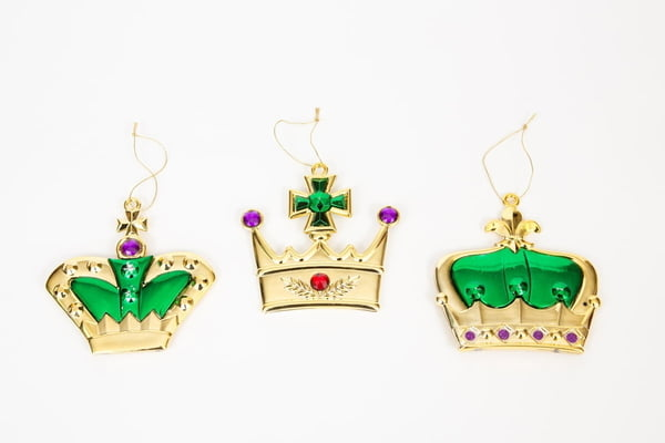 Crown Ornaments ASST