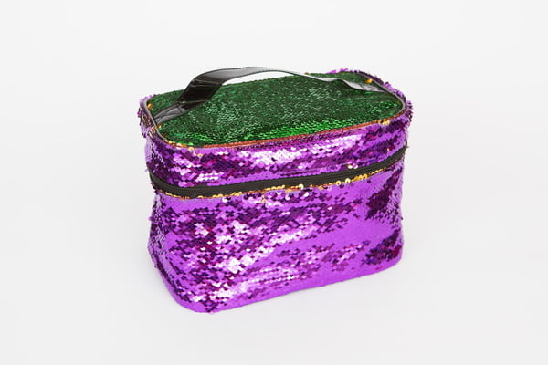 PGG Sequin Cosmetic Bag