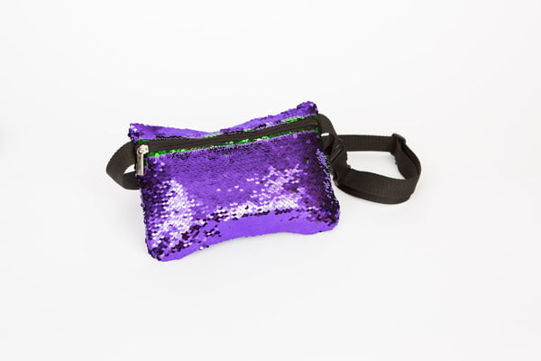 Sequin Fanny Pack-VARIABLE COLORS