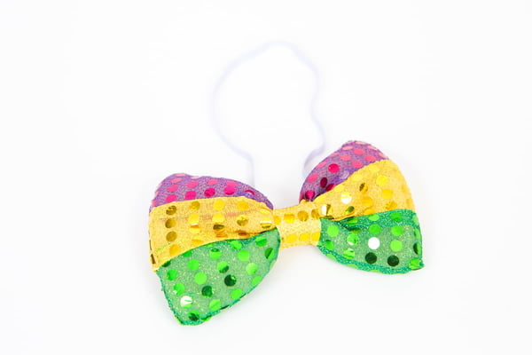 "5"" Light up Bow Tie"