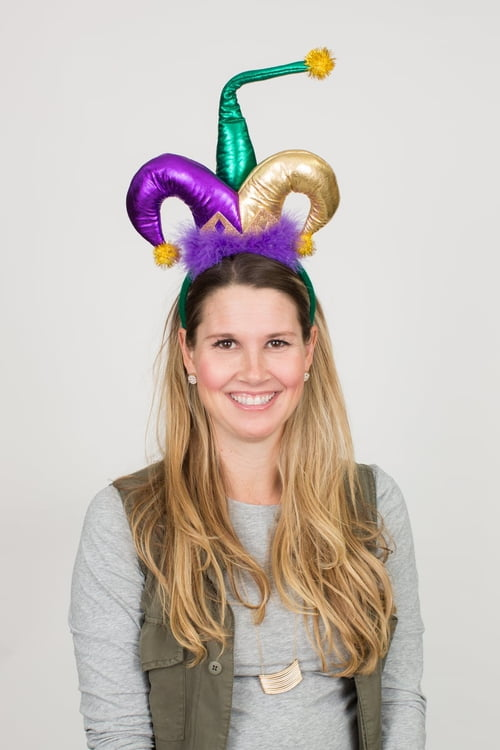 Jester Hat Headband