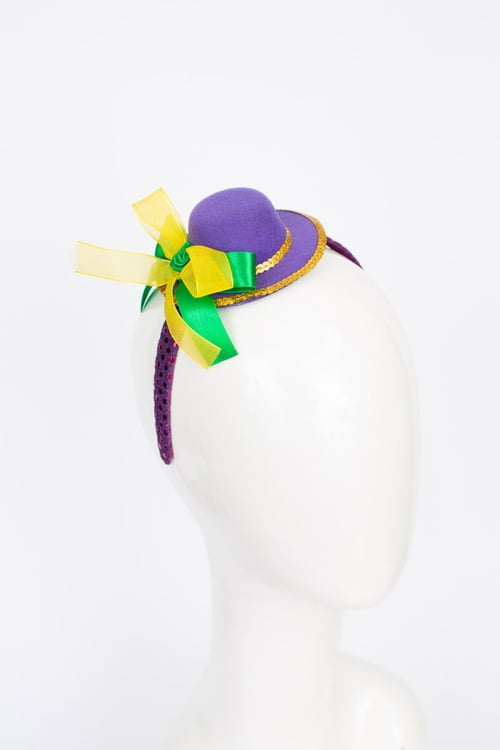 PG Mini Top Hat Headband