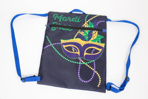 Bead Drawstring Bag