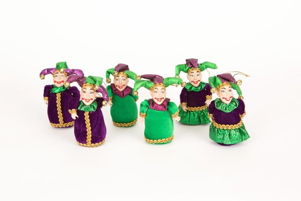 Jester (Hanging) Box of 6 4.5""