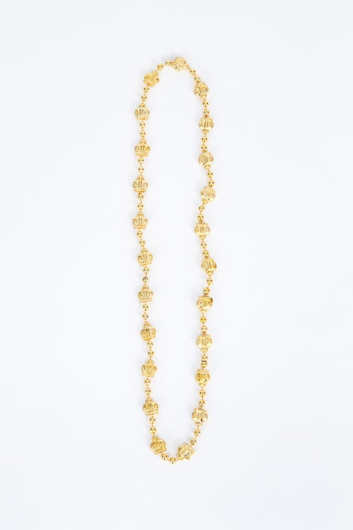 Gold Crown Beads 6 CD