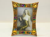 "NEW ITEM!! 5"" x 7"" Mardi Gras Burst Frame"