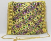 Beaded/Sequin Cross Body Bag