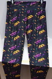 Mask Mardi Gras Leggings