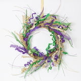 "24"" PGG Twisted Sequin Wreath"