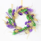 "24"" PGG Pod and Leaves Wreath"