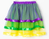 "16"" x 24"" Triple Layer PGG Adult TuTu w Satin Ribbon"
